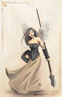 Valkyrie by Aelwine
