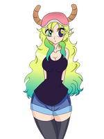 Lucoa in Color by Escafa