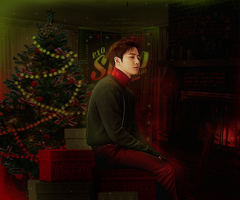 Suho from EXO / New Year by designML