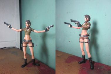 Tomb Raider Lara Croft by RatedrCarlos