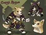 corgi rogue by reiley
