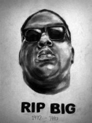 Biggie Smalls by EfthimiaPoulos