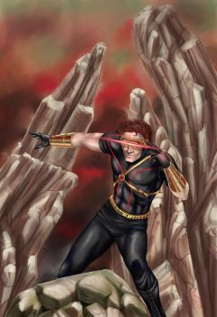 Cyclops For Stephen by GreenGosselin