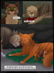 Warriors: Blood and Water - Page 85 by KelpyART