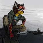 Torche Perch color by Pyrosity