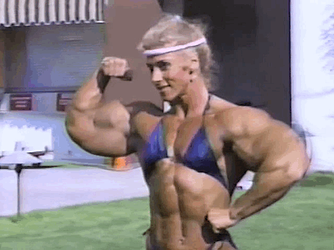 Superthick 171 by GrannyMuscle