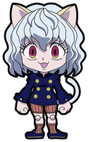 Neferpitou Chibi by gaston-gaston