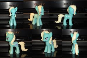 And tonight the role of Trixie will be played by by OtakuSquirrel