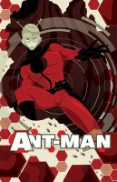 Ant-Man by MikeMahle