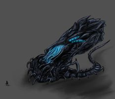 Sovereign Swarm Devourer Concept by SwarmCreator