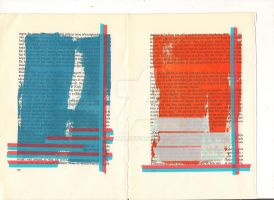 Altered Book Pages 4 13.07.13 by karomm