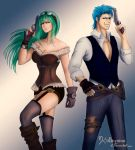 GrimmNell - Steampunk by Kathyana