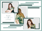 BLACKPINK - Rose PNG Pack #1 by TugcePir