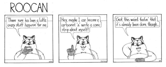 Roocan Strip 101 by BruBadger