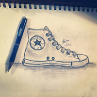 Converse :3 by topazXx11