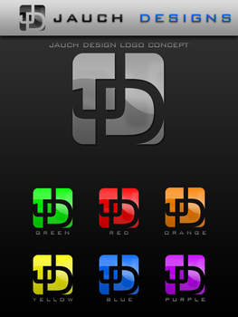 Jauch Designs' Logo Concept by JauchDesigns