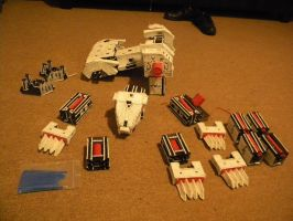 Liger zero 60% complete by Keith60153