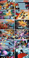 Storyboard Turned Comic by Hominids