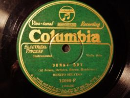 Columbia, Green Label Foreign Series by PRR8157