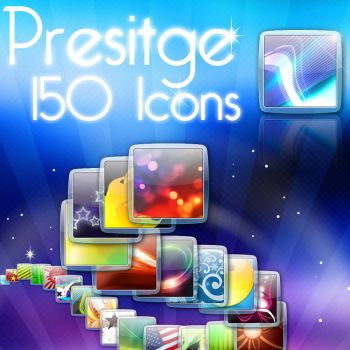 Prestige Icon Pack by AwesomeChay