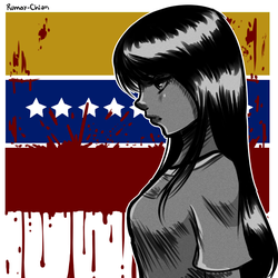 Bloody Country by Rumay-Chian
