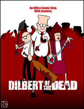 Dilbert of the Dead by Bug-Off