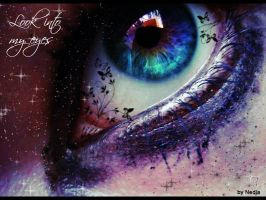 Look into my eyes by nedia