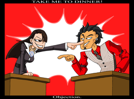 How To Court A Lady by professorfandango