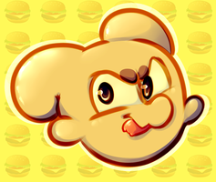 burger boy by 8skip