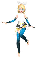 [DT Extend] Append Edit Kagamine Rin by PiettraMarinetta