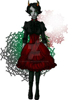 Fanart: Lovely Kanaya by AmuletStar