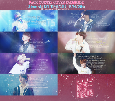 [BTS Quotes] 3 years with BTS 130616 by rysanhuquynh