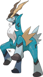 Cobalion v.2 by Xous54