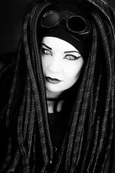 Cybergoth by VioletteSucree