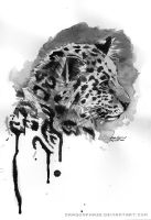 Panthera Ink by Dygee
