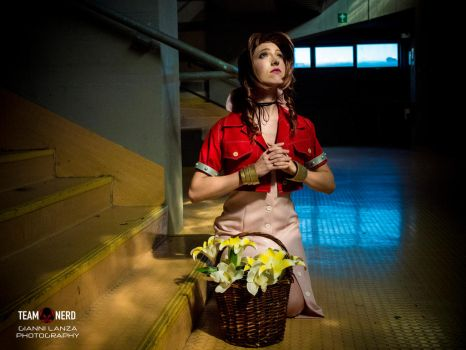 The last Cetra_Aerith Gainsborough by AiridAndKaitoCosplay