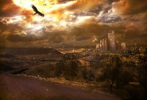 Industrial Environment by inetgrafx