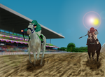 The Belmont Stakes by SilverCreekEquestria