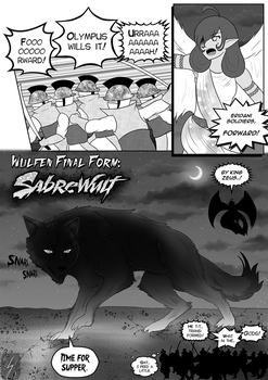 Days of Yore - Ch4 Page194 by Zarashi99