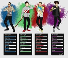 Player Select by Meglm5291