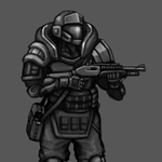Security Heavy Redo by KidneyShake