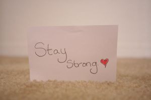 Stay Strong by CalypsoKid95
