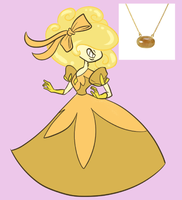 Honey Sapphire by Deltamimi