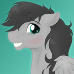 Helicity Portrait Commission by Acry-Artwork