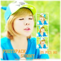 Sunny (SNSD) PHOTOPACK#51 by Hwanghwang