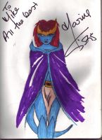 demona autograph by megamike75
