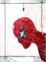 Spidey sketch... by nikoskap