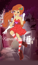 Muffin Lady : EVER AFTER HIGH COMMISION by RapunzelitsaTangled