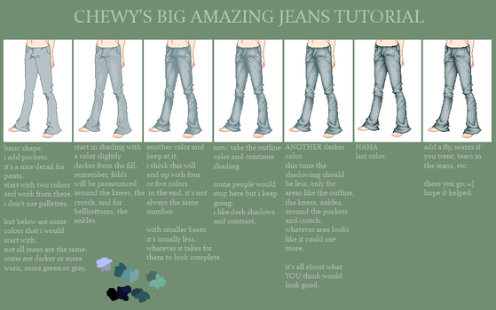 JEANS YO by TheThirdAct