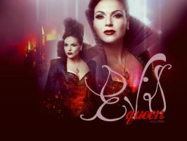 Lana Parrilla/Evil Queen by Udavo4ka